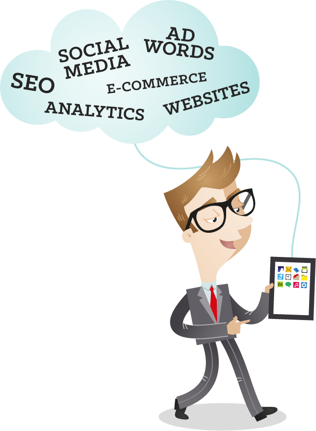 E-Commerce SEO Ad Words Analytics Websites
